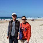 행복한 호주 배우자 이민